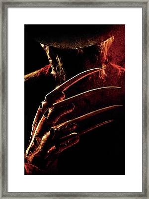 A Nightmare On Elm Street 2010 Framed Print by Unknown