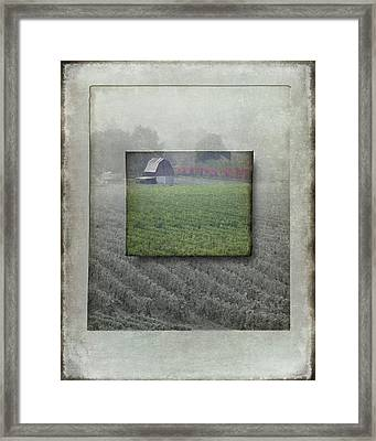 A Noir Tale Framed Print