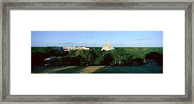 A Panoramic View From Left To Right Framed Print