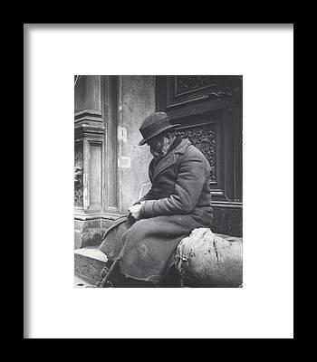 John H Popper Framed Prints