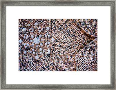A Pattern To Everything Framed Print