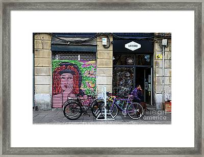A Pause For Thought Framed Print by James Brunker
