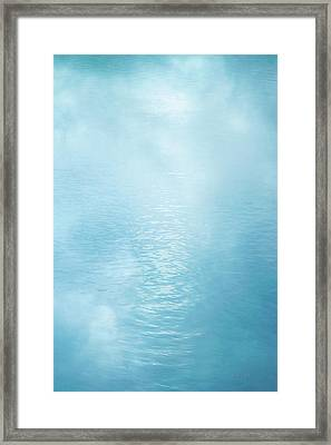 A Peaceful Mind Framed Print by Mike Braun