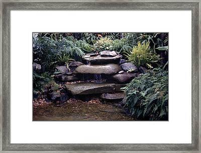 A Peaceful Place Framed Print by Russ Mullen