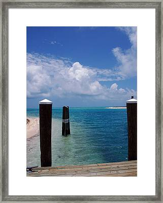 A Perfect Day Framed Print by Susanne Van Hulst