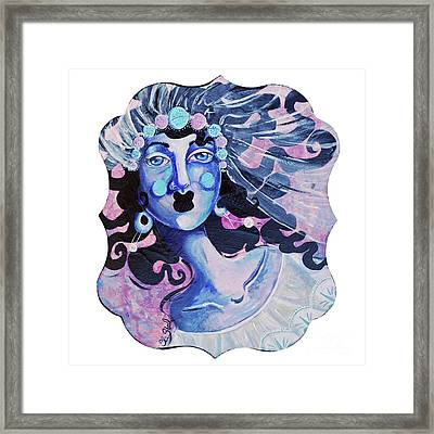 A Perfect Union Framed Print by Ela Steel