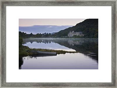 A Place For Introspection Framed Print by Gary Rowe
