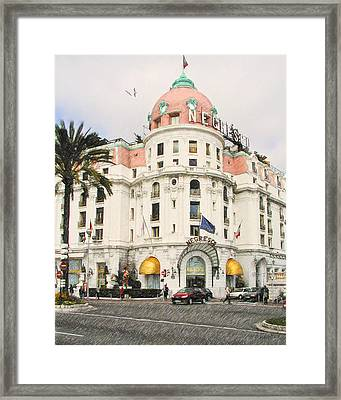 A Place In France Framed Print by Patricia Stalter