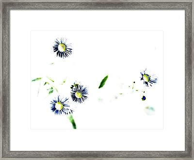 A Place In Space 2 -  Framed Print