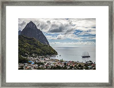 A Place Of Harmony Framed Print