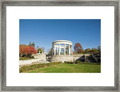 A Place Of Peace Framed Print