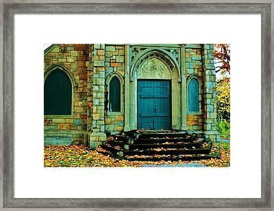 A Place Of Peace Framed Print by Lois Lepisto