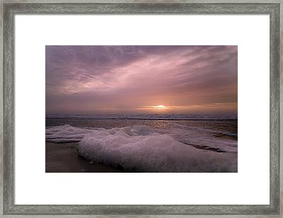 A Place To Ponder Framed Print by Betsy Knapp
