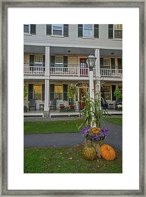A Place To Stay Framed Print by Jim LaMorder