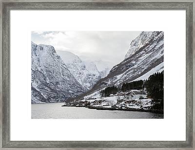 A Quiet Life Framed Print