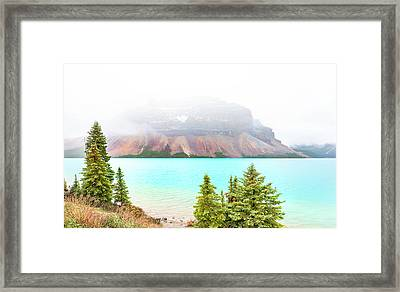 Framed Print featuring the photograph A Quiet Place by John Poon
