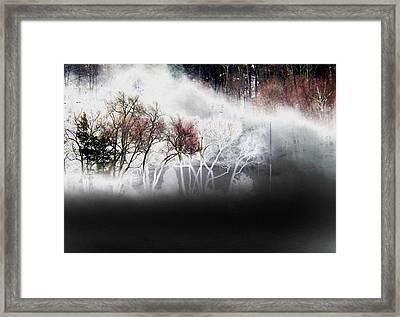 A Recurring Dream Framed Print by Steven Huszar
