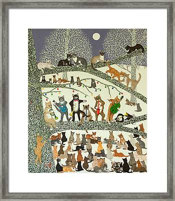 A Resounding Success Framed Print by Pat Scott