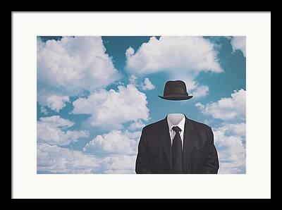 Black Tie Photographs Framed Prints