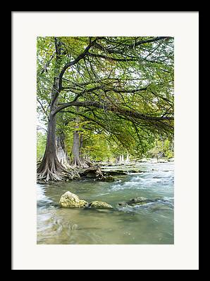 Kerrville Framed Prints