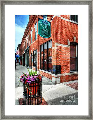 A Room To Rest Framed Print by Mel Steinhauer