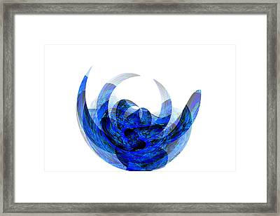 A Rose By Any Other Name Framed Print by Thibault Toussaint