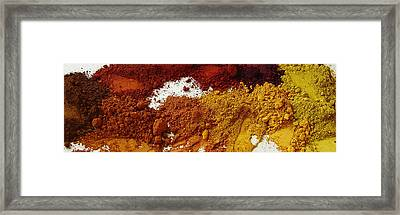 A Sandbox For Artists Framed Print by Terrance DePietro