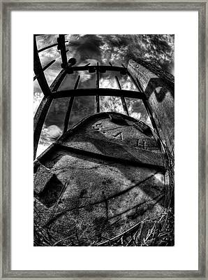 A Second Look Framed Print by Tom Melo