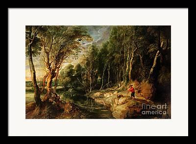 1615-22 Framed Prints