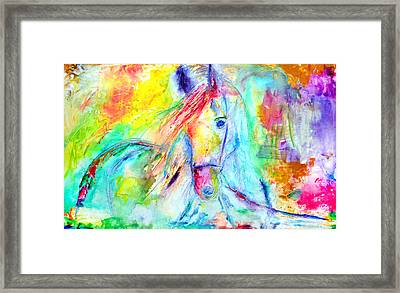 A Special Friend Framed Print