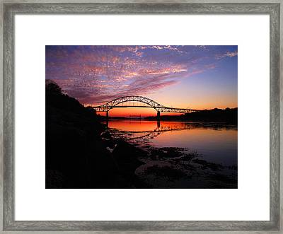 A Special Moment Framed Print by Matthew Grice