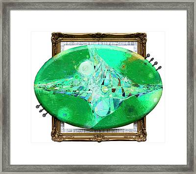 A Spring Song Framed Print by George Pali