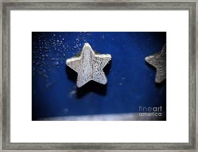 A Star Reborn Framed Print