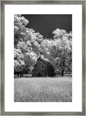 A Step Back In Time Framed Print by Nick  Shirghio