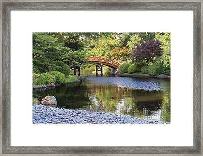 A Stone's Throw Away Framed Print
