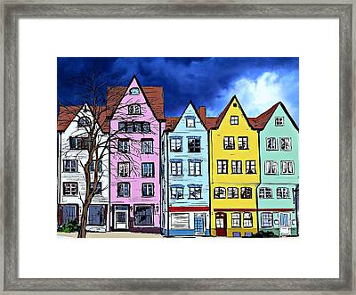 A Stop At Willoughby Framed Print by Movie Poster Prints