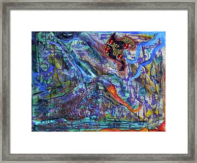A Strange New World Framed Print by Dylan Chambers