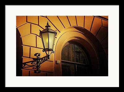 Shadows And Light Framed Prints