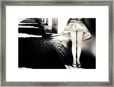 A Summer's Tale Framed Print by Piet Flour
