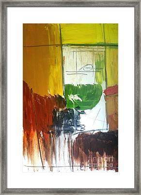 A Taste Of Home Framed Print
