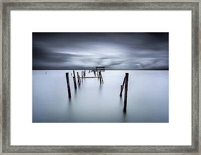 A Test Of Time Framed Print by Jorge Maia