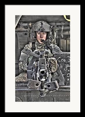 M240 Framed Prints