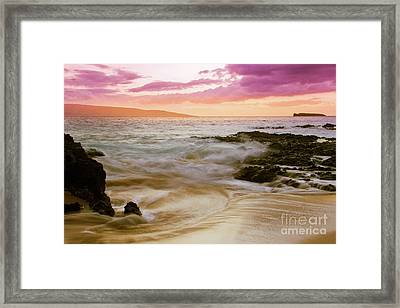 A Universe Of Art Framed Print by Sharon Mau