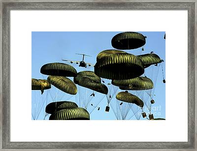 A U.s. Air Force C-17 Globemaster IIi Framed Print