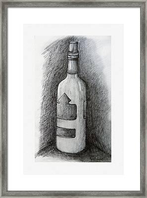 A Very Good Year Framed Print by Ryan Salo