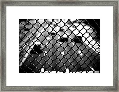 A View Obstruct. Framed Print by Photographs by Vitaliy Piltser