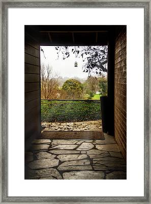 A View Of Glory Framed Print