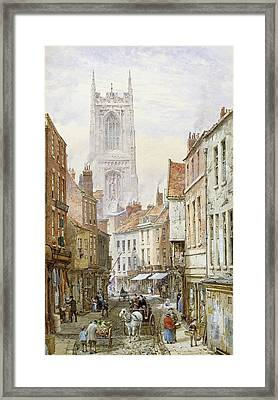 A View Of Irongate Framed Print