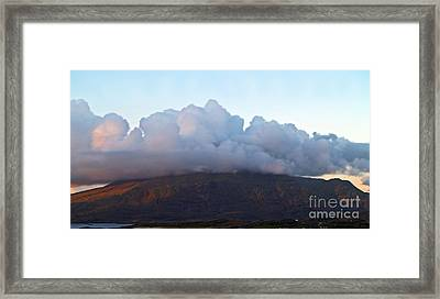 A View To Live For Framed Print