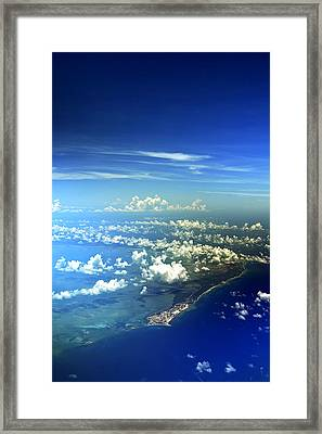 A Whole New World Framed Print by Mandy Wiltse